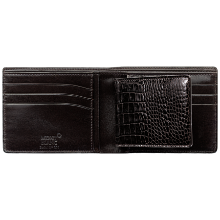 Miney clip burberry. Meisterst ck selection wallet