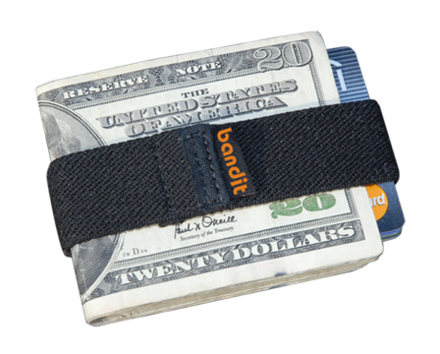 Miney clip rubber band. Wallet wikiwand an elastic