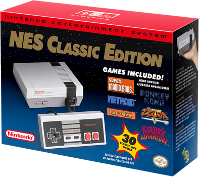 Mini nes png. Collector s edition includes