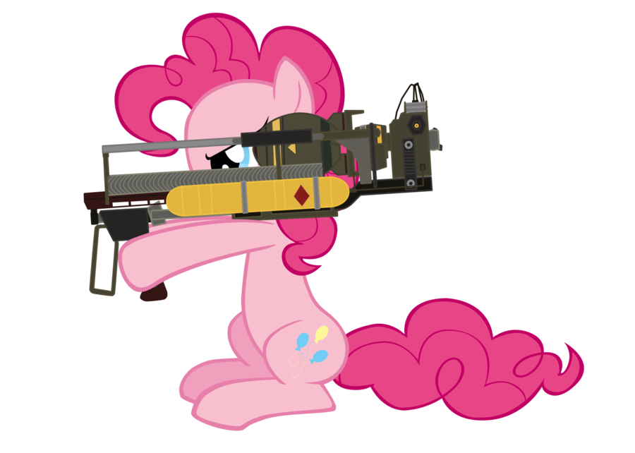 Pinup vector nuke. Pinkie and her fatmare