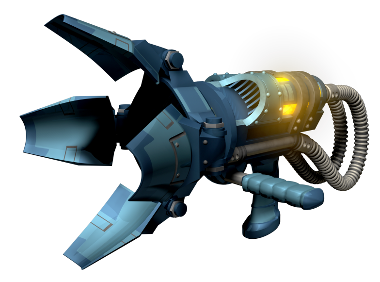Mini nuke png. Ratchet and clank weapon