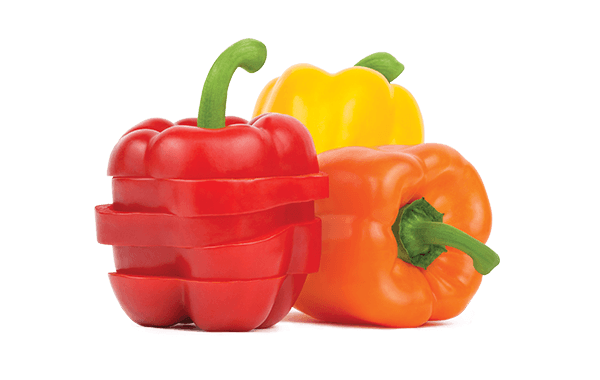 Pepper transparent sweet. Mucci farms bell peppers
