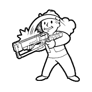 Quick draw fallout wiki. Headband drawing weapon graphic freeuse