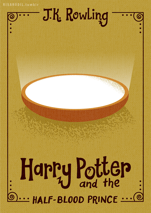 Minimalist transparent harry potter. Order of the phoenix
