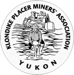 Mining drawing placer. Home klondike miners association