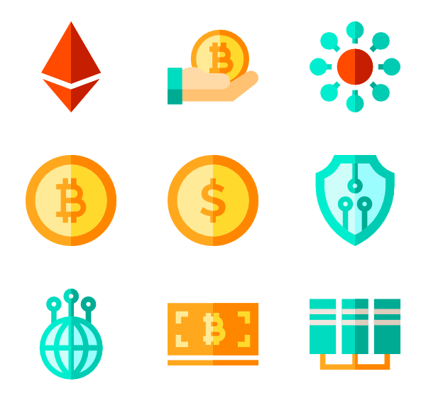 Mining vector mine. Icons free cryptocurrency