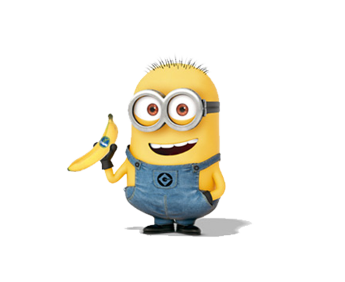 Minion banana png. Minions and shared by