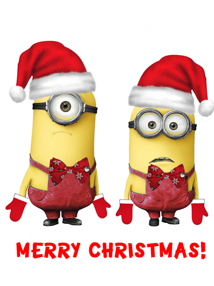 Minion christmas png. Index of ebay listing