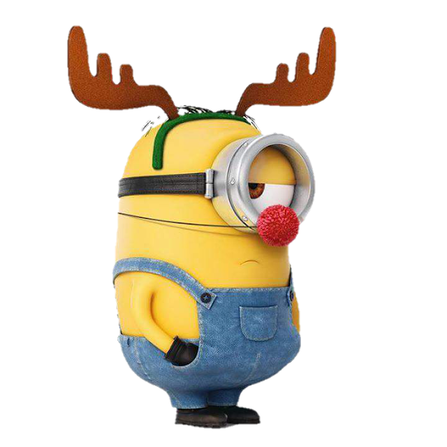 Minion Christmas Transparent Png Clipart Free Download Ya Webdesign