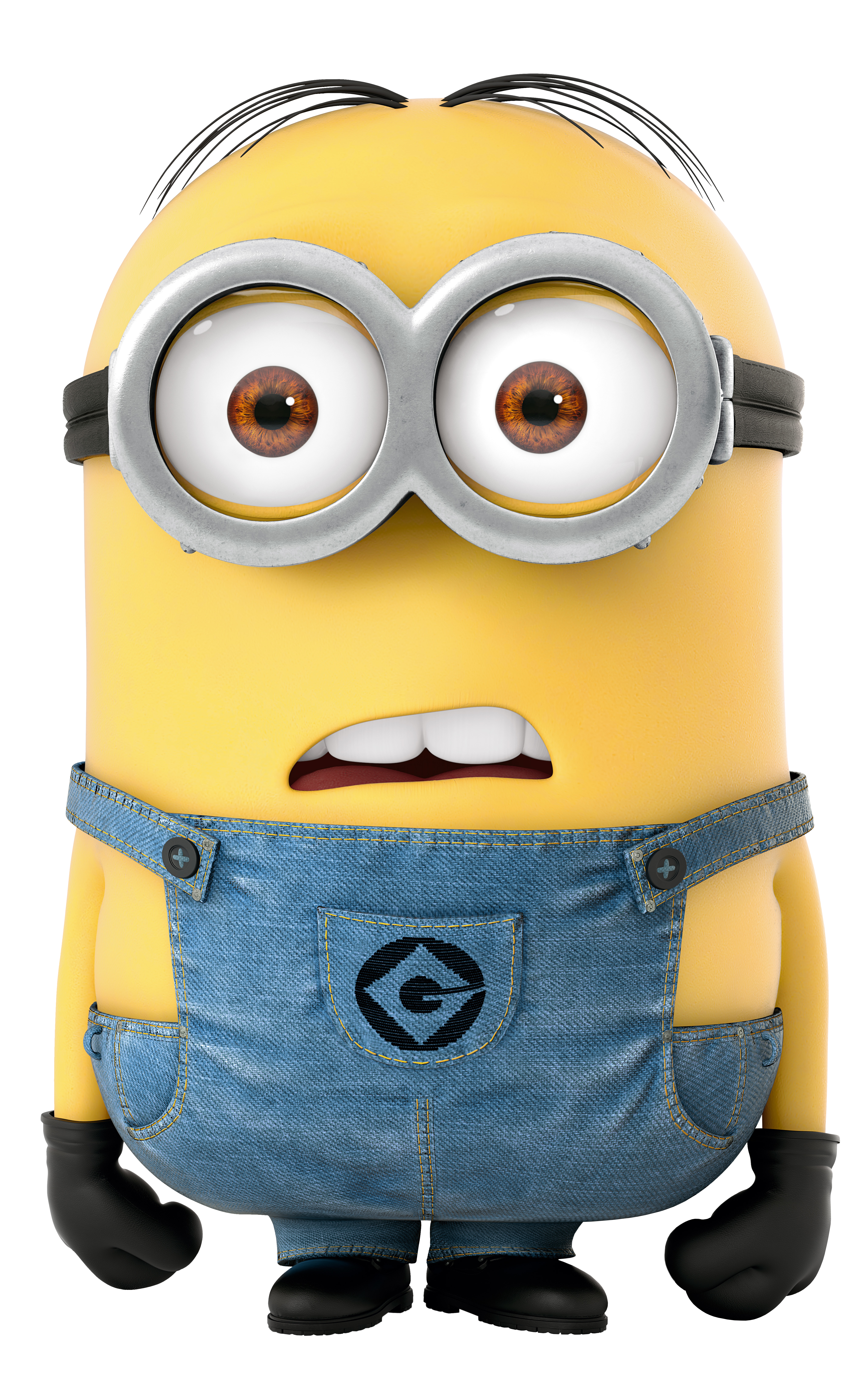 vector minion transparent