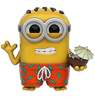Minion clipart larry. Amazon com funko pop