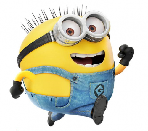 Minion clipart larry. The minions names and