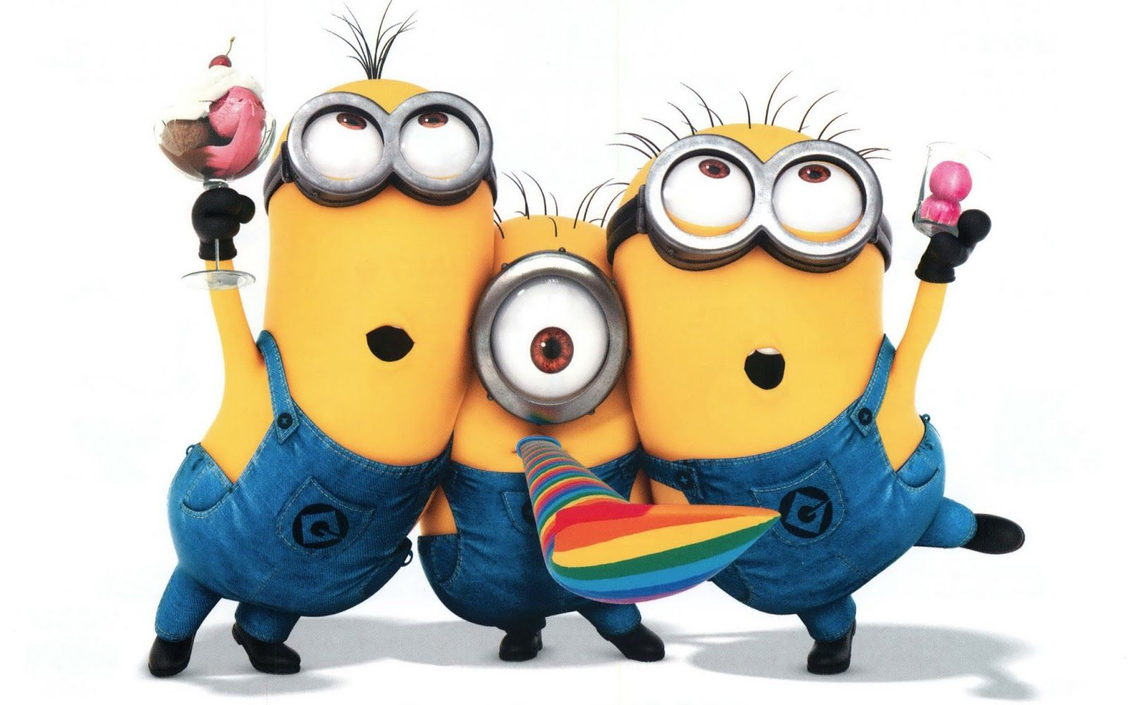 Minion clipart larry. Ideas para fiesta infantil