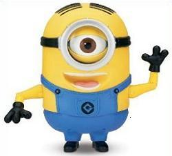 Minion clipart yellow minion. Free