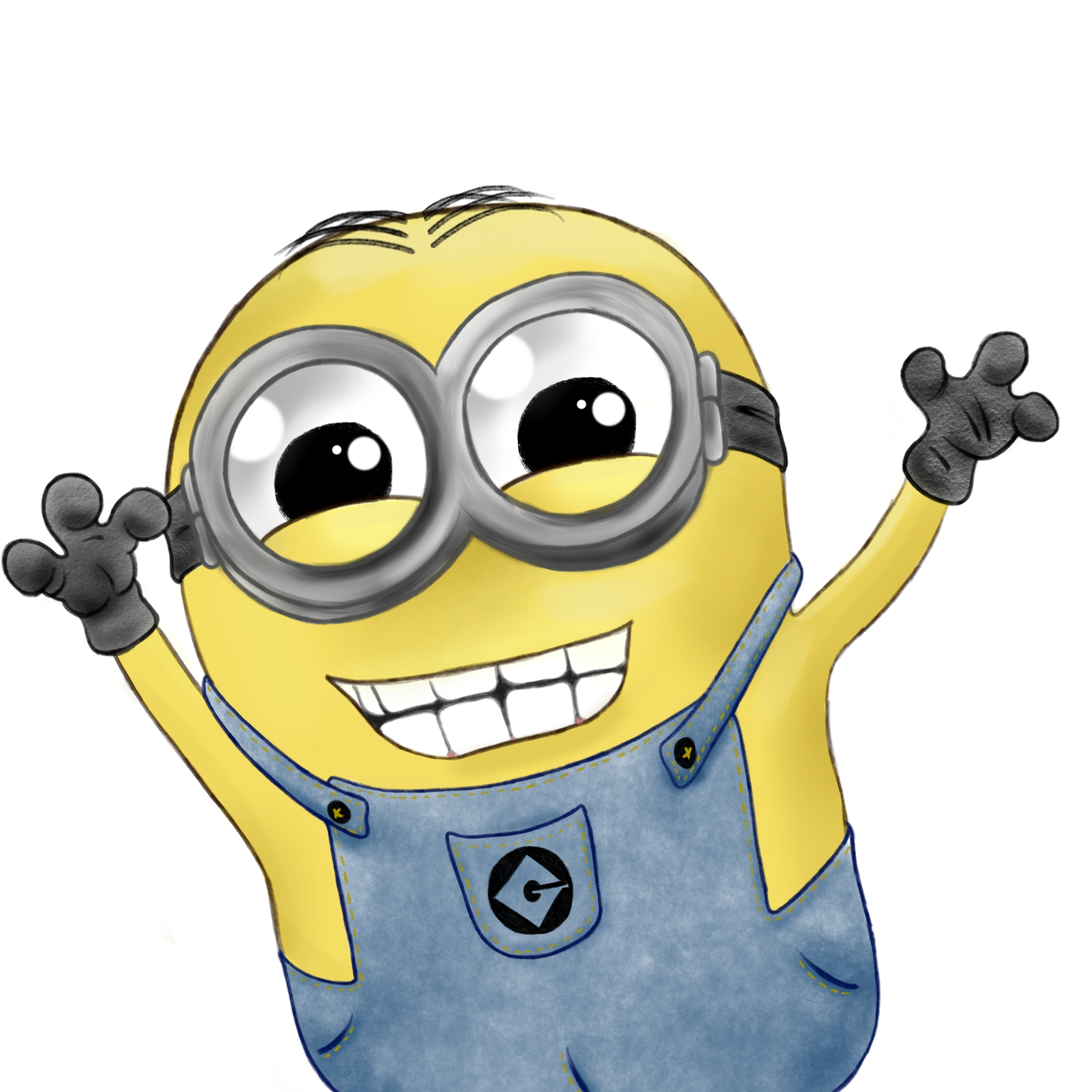 Minion clipart yellow minion. Fresh gallery digital collection