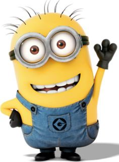 Minion clipart yellow minion. Silly