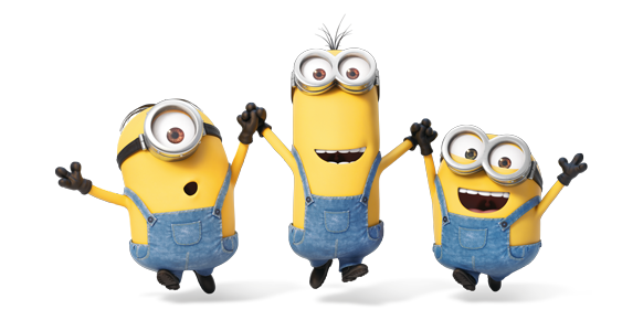 Minion dab png. Cziplee page journal going
