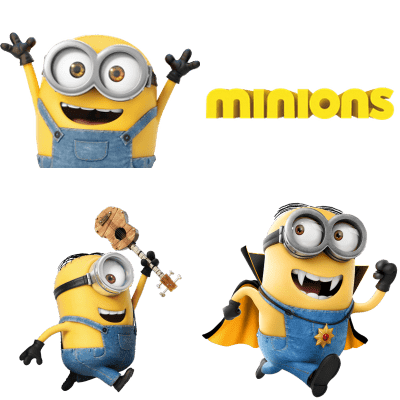 Minion eyes png. Minions transparent images page