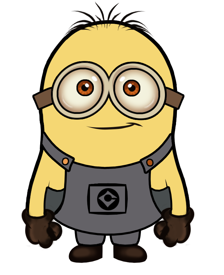 Minion vector png. Creations in photoshop