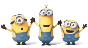 Minions bob png. Despicable me wikipedia characterspng