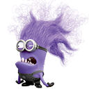 Minions evil png. Despicable me icons by