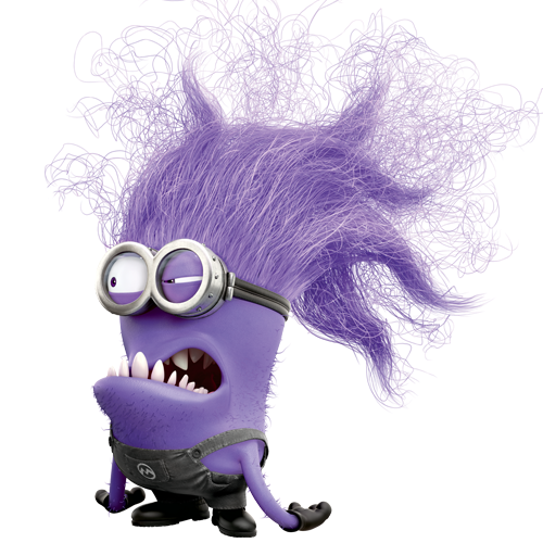 Evil transparent minion. Despicableme png minions pinterest
