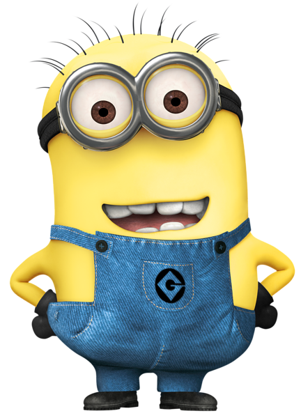 Despicable me minion png. Extra large transparent image