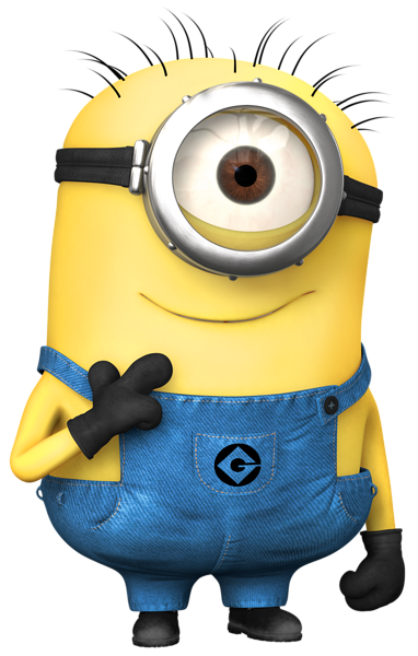 Minions happy birthday png. Extra large transparent minion