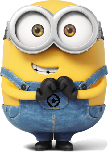 Minions bob png. Image minion the new