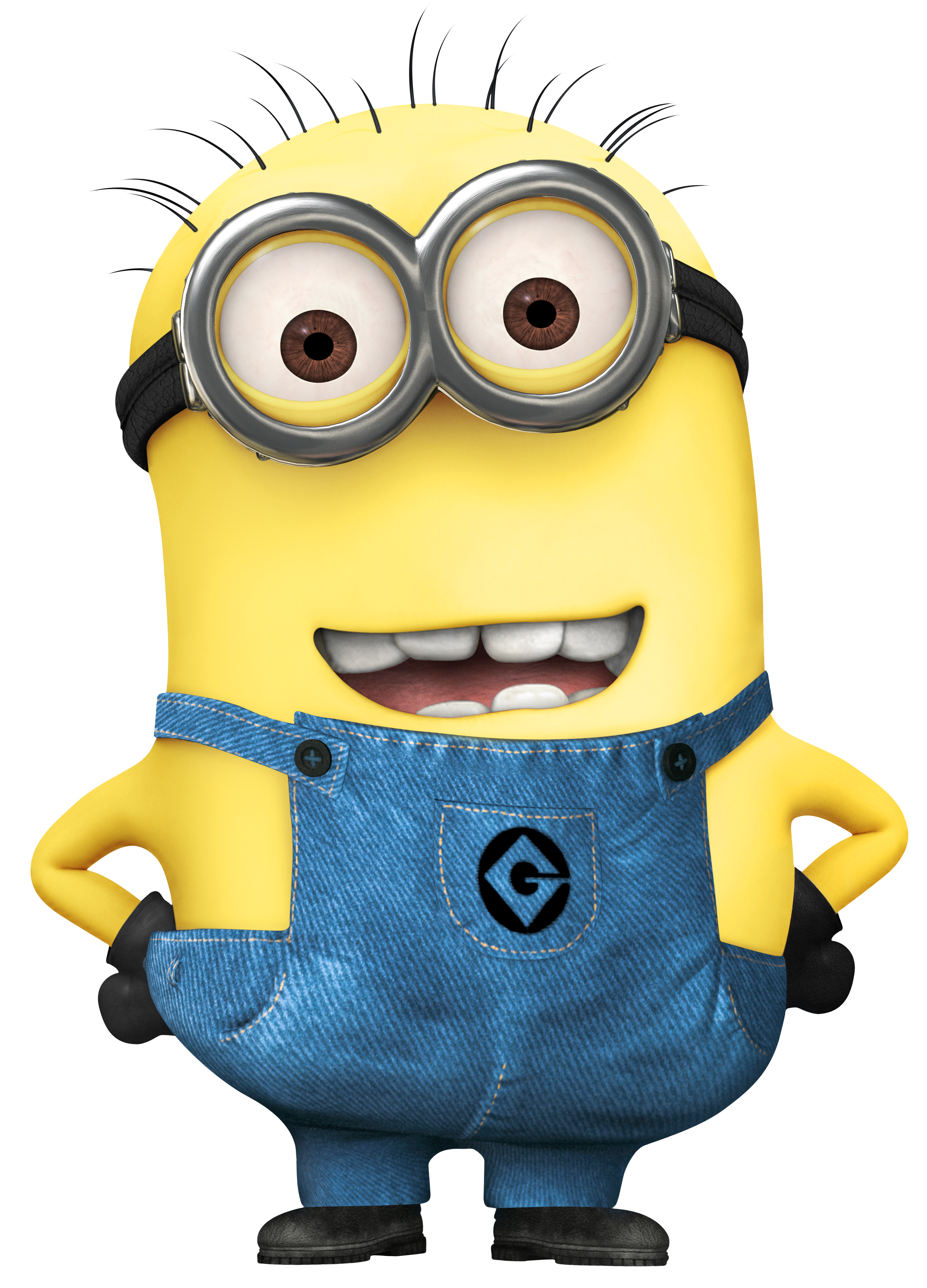 Minions png download. Extra large transparent minion