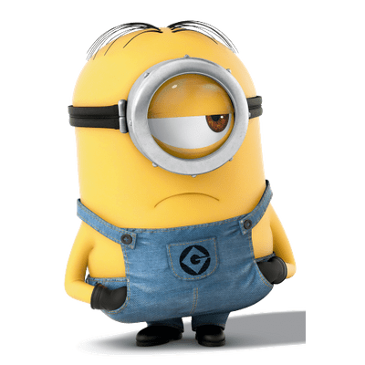 Minions png download. Transparent images stickpng minion