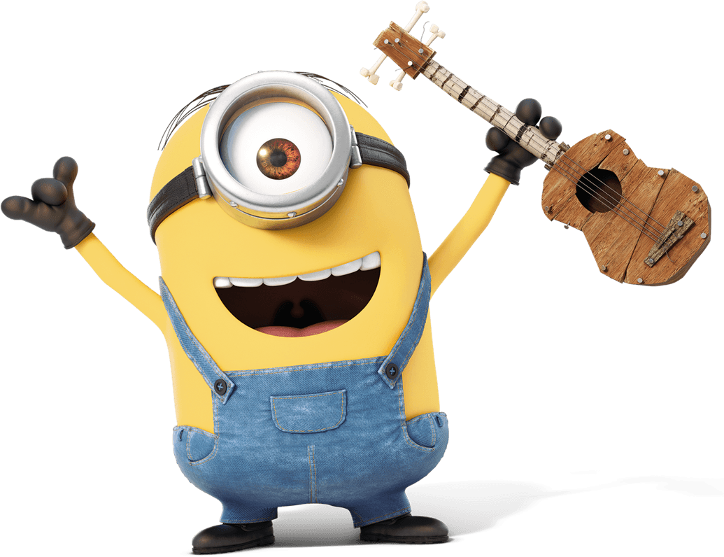 Minions png image. Images heroes transparent free