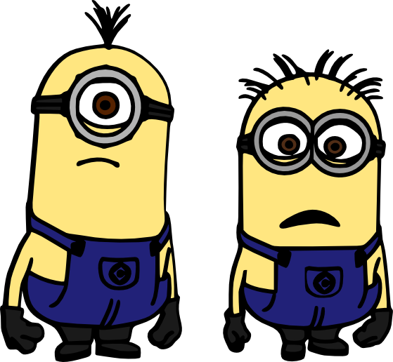 Minions svg. Crafting with meek crafts