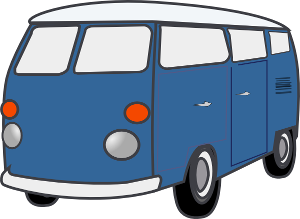 Volkswagen vector illustration