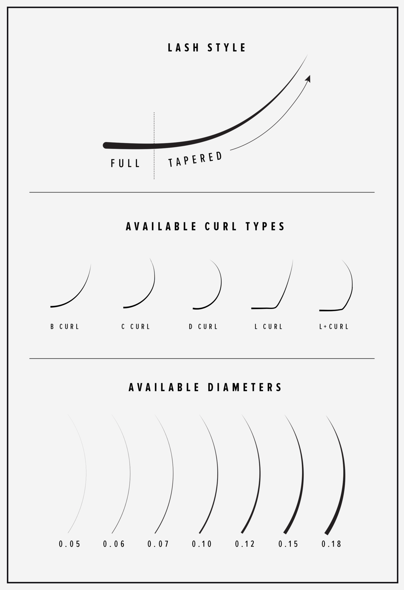 Mink drawing life cycle. Greater lengths lashes mm