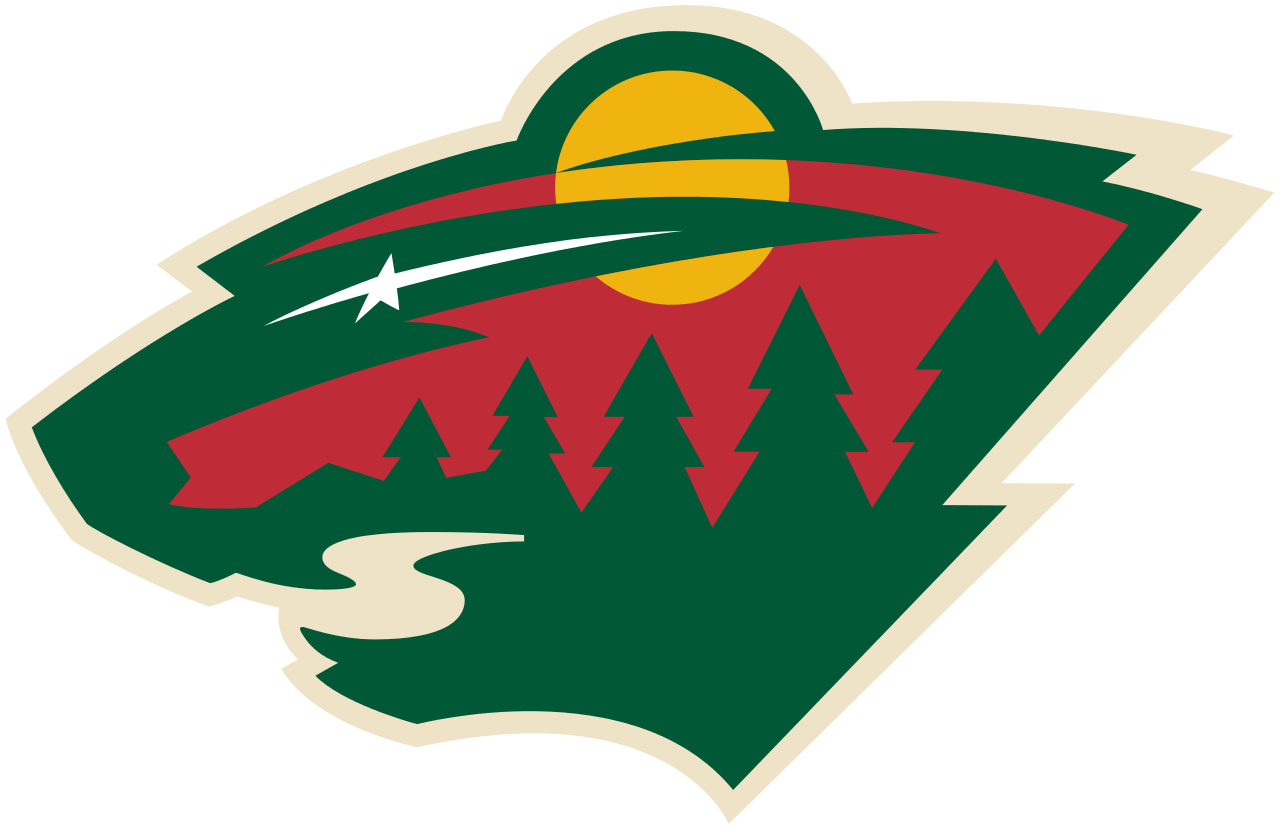 Minnesota drawing logo. Wild plymouth beyond the