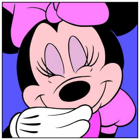 Minnie clipart blushing minnie. Mickey and images min