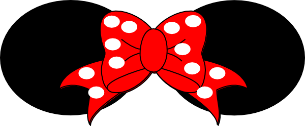 Minnie ears png. Mouse white clip art