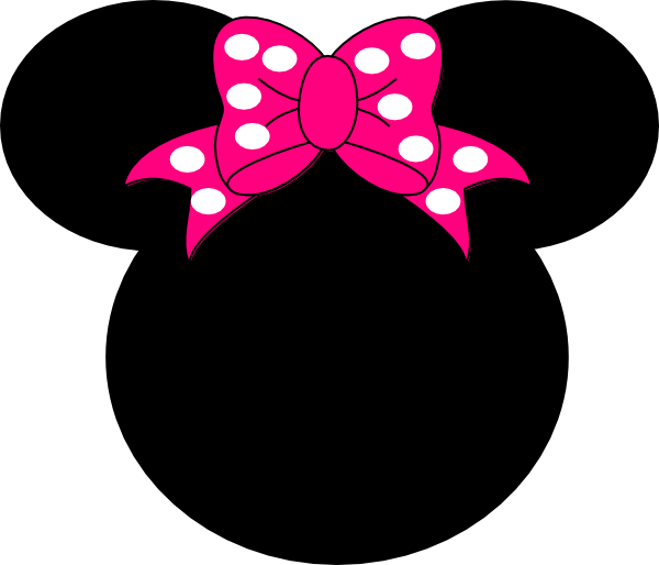 Minnie head png. Mouse vector group free