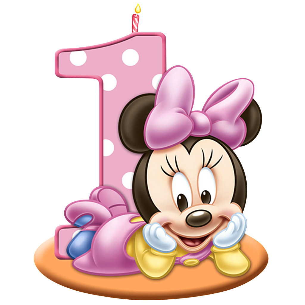1st birthday png