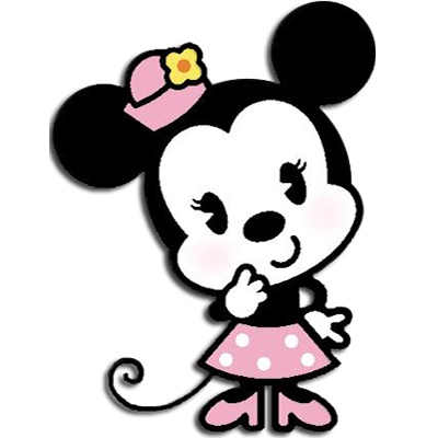 Minnie mouse bebe png. Download free transparent image