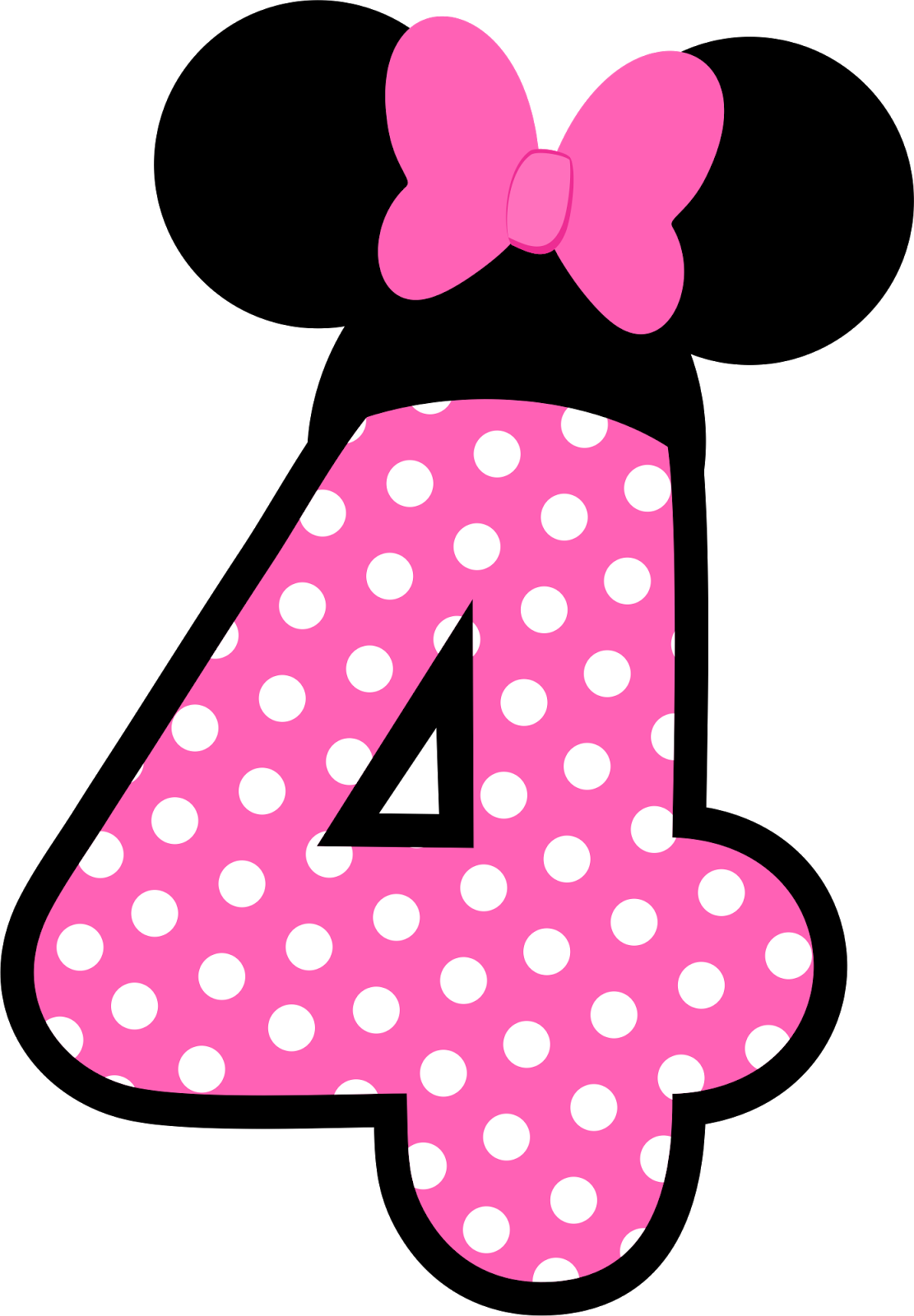 Minnie mouse background polka dots png. Passatempo da ana n