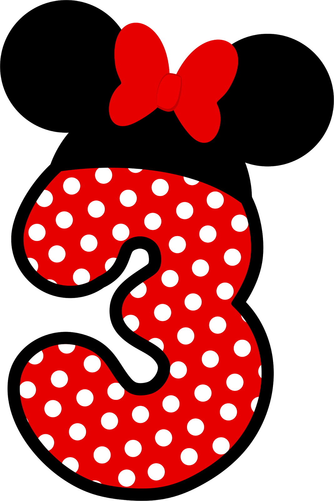 Minnie mouse background polka dots png. Kit festa pronta gr