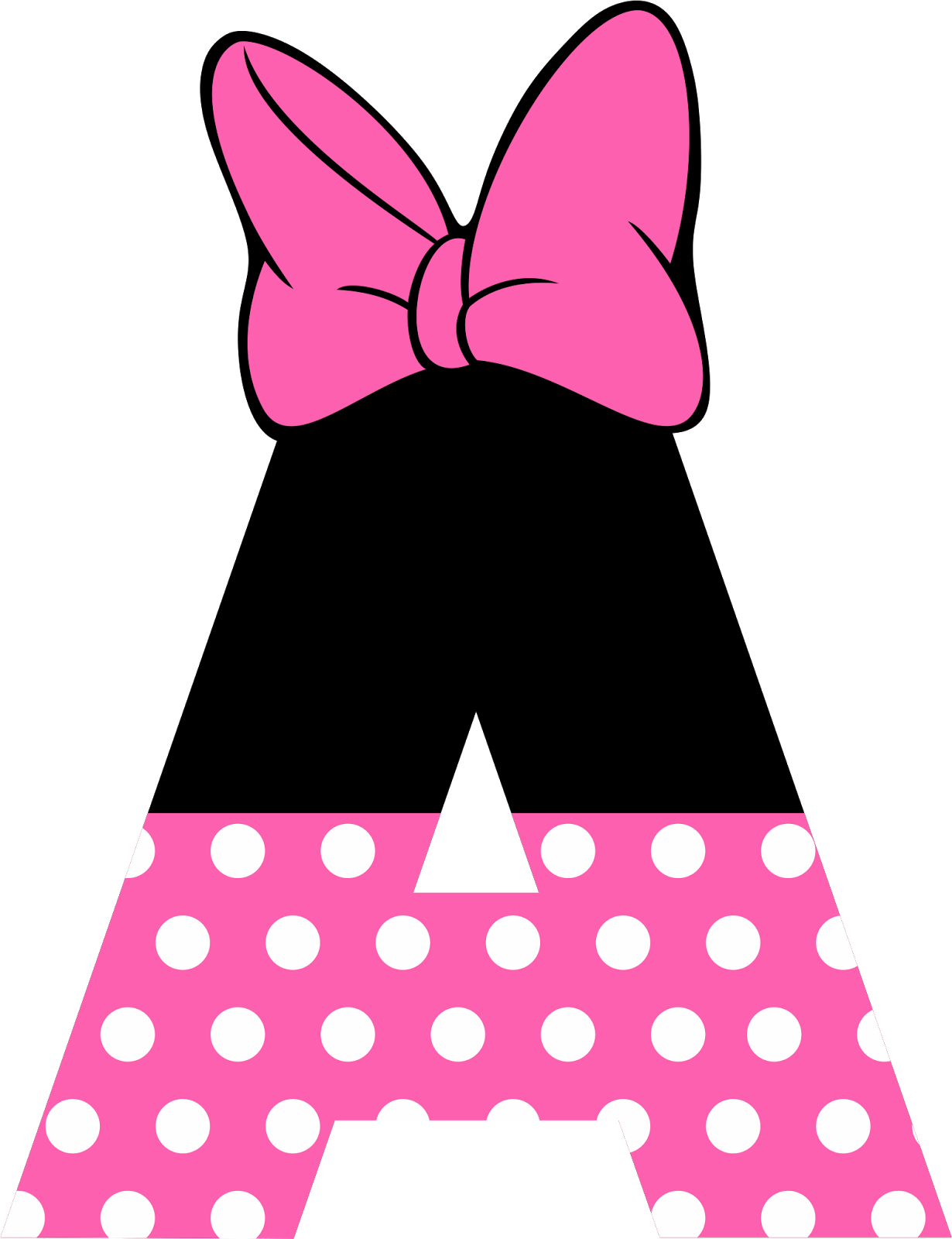 Minnie mouse background polka dots png. Grafos minniea m pinterest