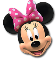 Minnie face png. Smile mouse party pinterest
