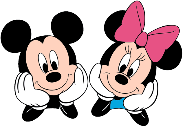 Minnie mouse face png. Image mickey faces the