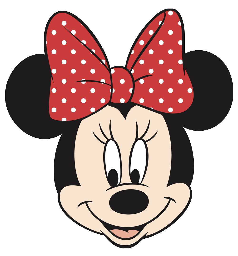 Minnie mouse head png. Transparentpng