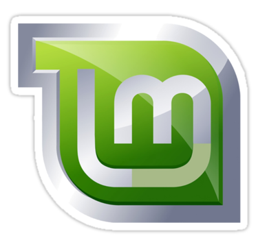 Mint logo png. Linux sonya is out