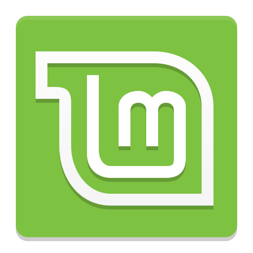 Mint logo png. Distributor linux icon papirus