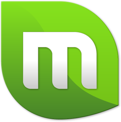 Concept revised www opendesktop. Linux mint logo png vector free